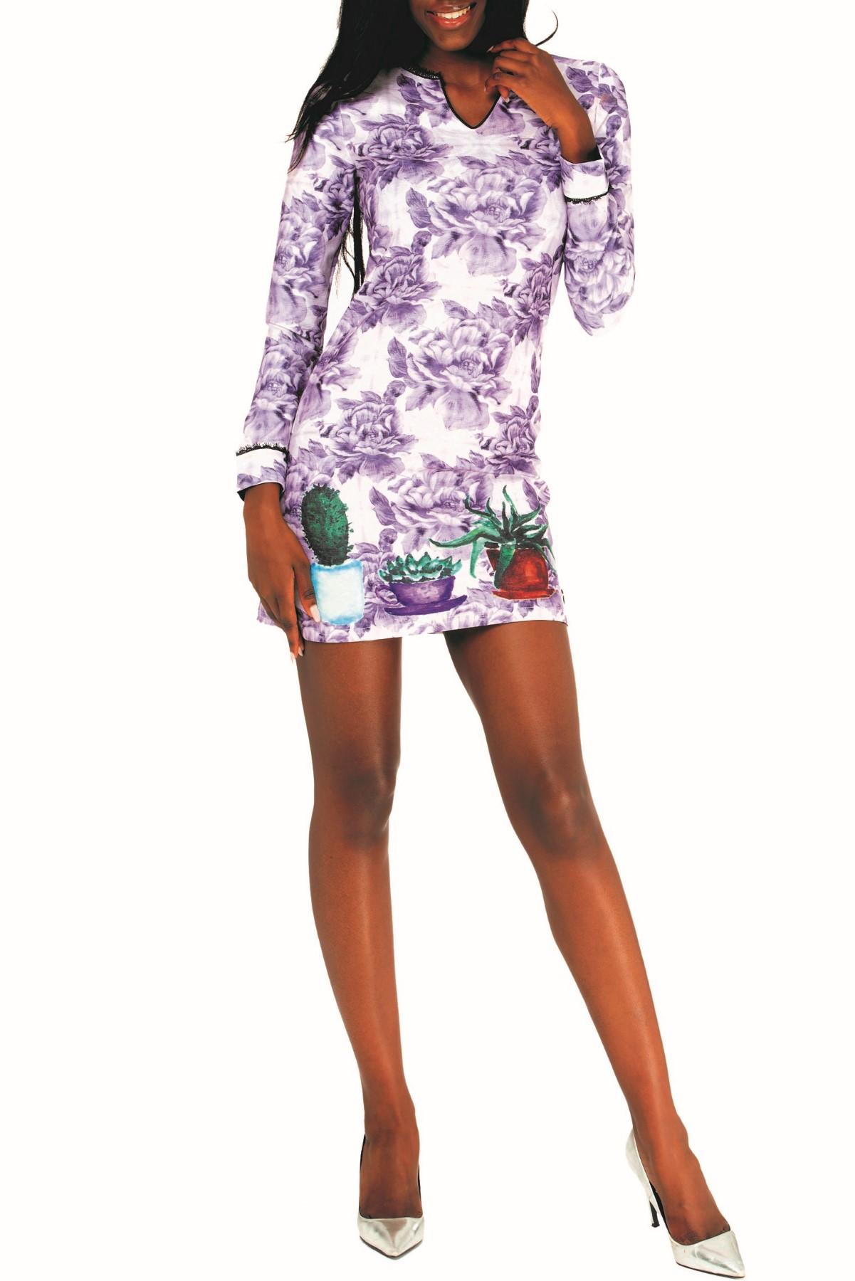Culito from Spain barevné šaty 3 Macetas