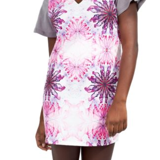 Culito from Spain barevné šaty Coco Chanel - Gris