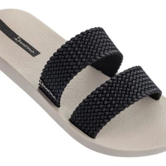 Ipanema béžové pantofle City Fem Beige/Black