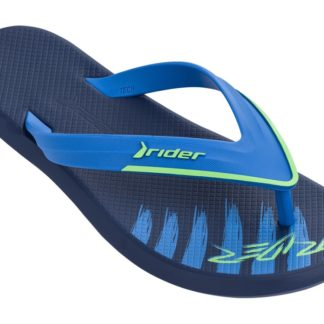 Rider modré pánské žabky R1 Ultra Ad Blue/Green