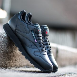 Reebok W Classic Leather Black