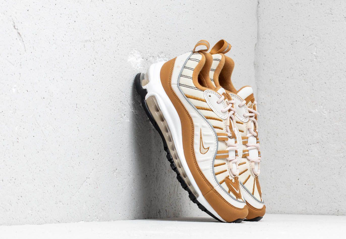Nike W Air Max 98 Phantom/ Beach-Wheat-Reflect Silver