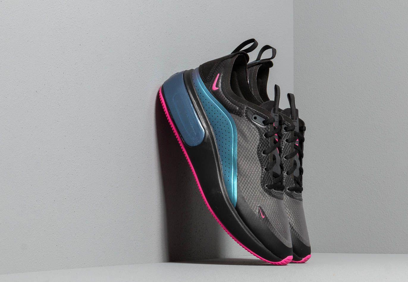 Nike W Air Max Dia Se Black/ Laser Fuchsia-Laser Fuchsia-Black