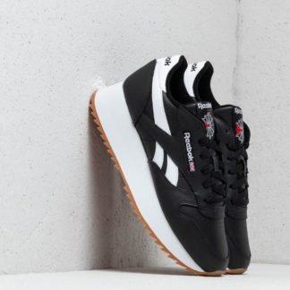 Reebok Classic Leather Double Black/ White/ Primal Red