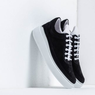 Filling Pieces Low Top Angelica Khromat Black