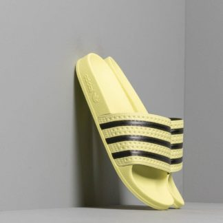 adidas Adilette W Ice Yellow/ Ice Yellow/ Core Black