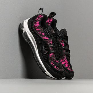 Nike W Air Max 98 Premium Black/ Black-Hyper Pink