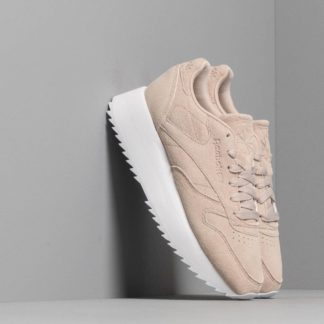 Reebok Classic Leather Double Light Sand/ White