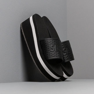 Slydes Racer Sliders Black/ White