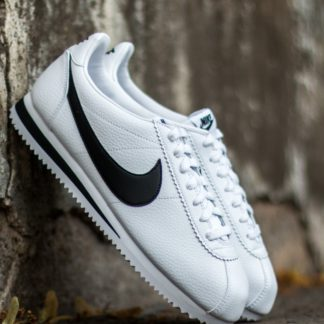 Nike Classic Cortez Leather White/ Black