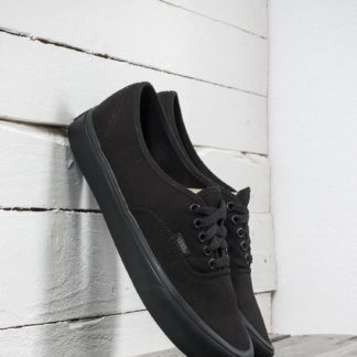 Vans Authentic Lite (Canvas) Black/ Black