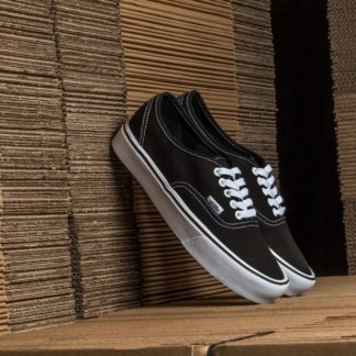 Vans Authentic Lite (Canvas) Black/ White