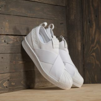 adidas Superstar Slip On Ftw White/ Ftw White/ Ftw White