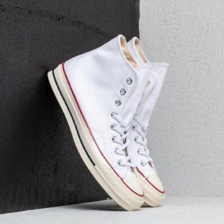 Converse Chuck Taylor All Star 70 Hi White/ Garnet/ Egret