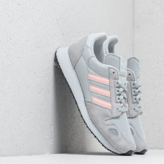 adidas ZX 452 Spezial Cloud Grey/ Haze Coral/ Clear Onix