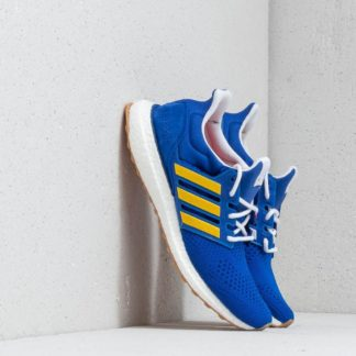 adidas Consortium x Engineered Garments Ultra Boost Blue/ Red/ Wonder Glow