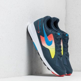 Nike Air Skylon Ii Armory Navy/ Photo Blue-Habanero Red