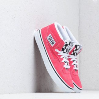 Vans Half Cab (Suede) Strawberry Pink/ T