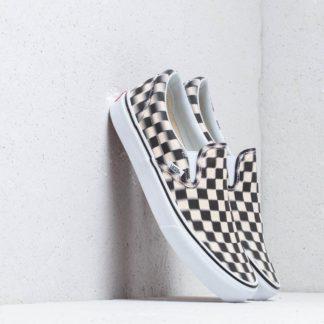 Vans Classic Slip-On (Blur Check) Black/ Classic