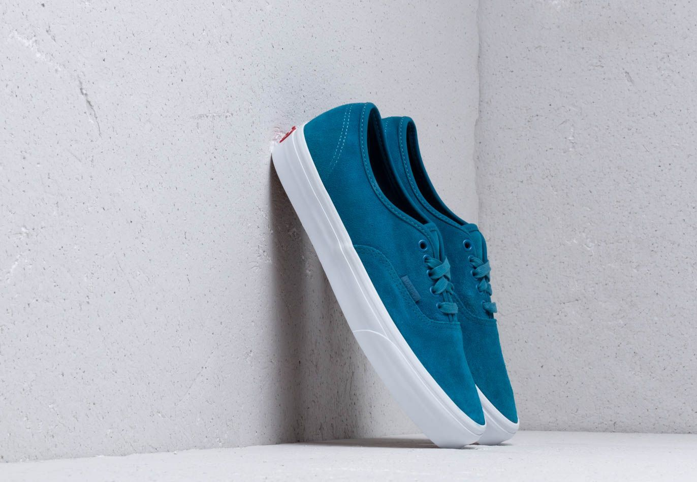 Vans Authentic (Soft Suede) Blue Sapphir