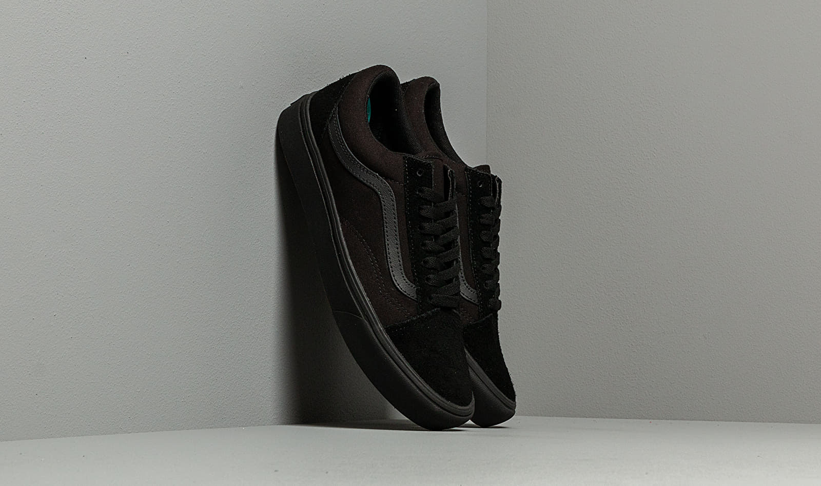 Vans ComfyCush Old Skool (Classic) Black/ Black