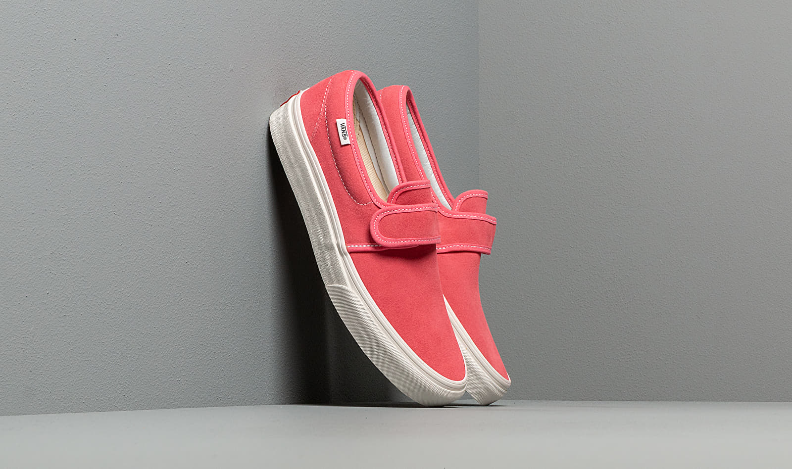 Vans Slip-On 47 V (Suede) Strawberry Pink/ B