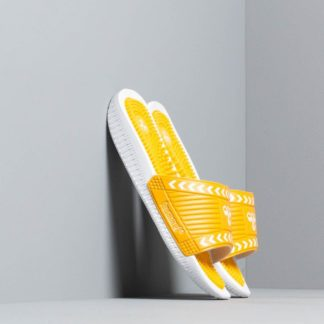hummel Cam Pool Slide Lemon