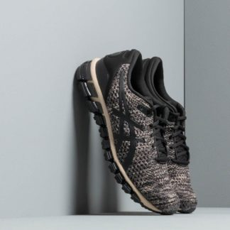 Asics Gel-Quantum 360 Knit 2 Feather Grey/ Black