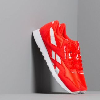 Reebok Classic Nylon Color Canton Red/ White