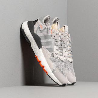 adidas Nite Jogger Grey Two/ Multi Solid Grey/ Solar Orange