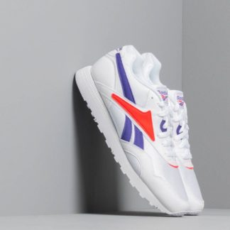 Reebok Rapide MU White/ Team Purple/ Neon Red
