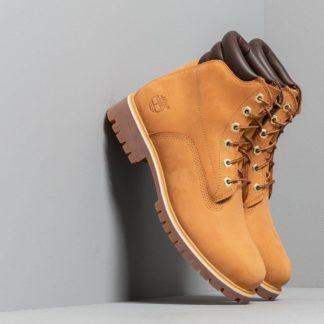 Timberland Alburn 6In Waterproof Boot Wheat Nubuck