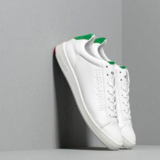 le coq sportif Blazon Optical White/ Evergreen