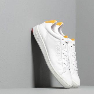 le coq sportif Blazon Optical White/ Yellow