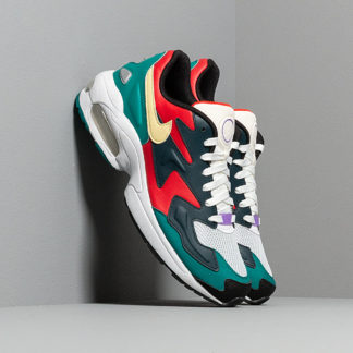 Nike Air Max 2 Light SP Habanero Red/Armory Navy-Radiant Emerald