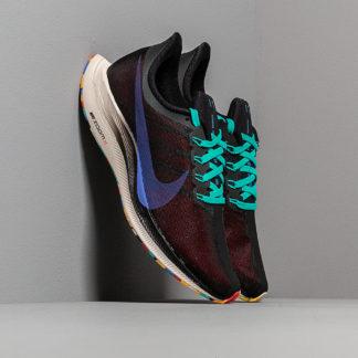 Nike W Zoom Pegasus 35 Turbo Black/ Sapphire-Hyper Jade-Ember Glow