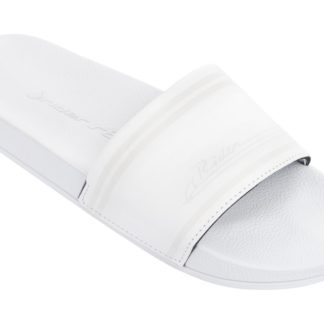 Rider bílé unisex pantofle 30 Years Unisex White