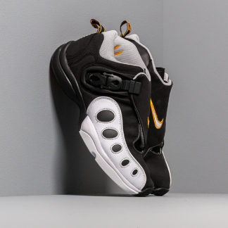 Nike Zoom Gp Black/ White-Canyon Gold-Metalic Platinum