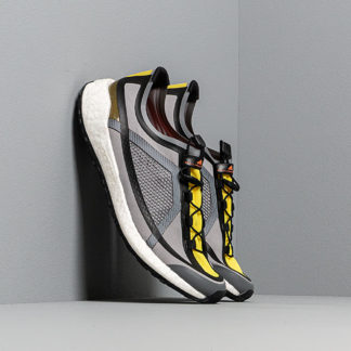 adidas x Stella McCartney PulseBOOST HD Iron Met./ Vivid Yellow/ Solar Orange