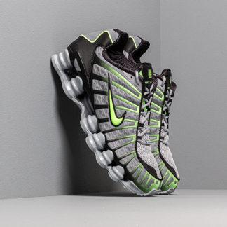 Nike Shox Tl Wolf Grey/ Lime Blast-Black