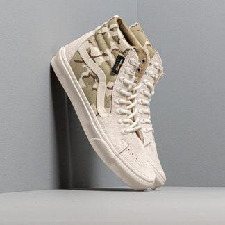Vans SK8-Hi (Cordura) White/ Asparagus/ Camo