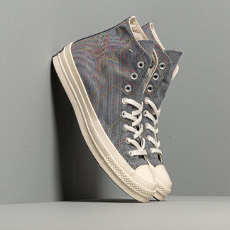 Converse Chuck 70 Hi Black/ Cool Grey/ Egret