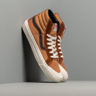 Vans OG Style 138 LX (Suede/ Canvas) Coffee Bean/ Multi