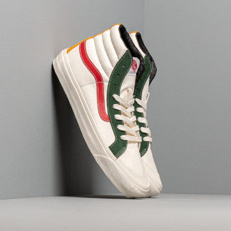 Vans OG Style 138 LX (Suede/ Canvas) Marshmallow/ Multi