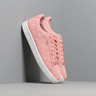 Puma Suede Pearl Studs Wn s Bridal Rose-Puma Team Gold