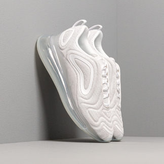 Nike W Nike Air Max 720 White/ White-Mtlc Platinum-Pure Platinum