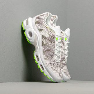 Nike W Air Max Plus Lx White/ White-Black-Electric Green