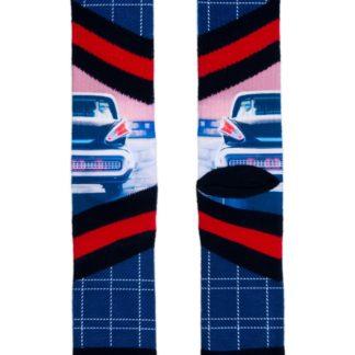 XPOOOS barevné pánské ponožky Chrome