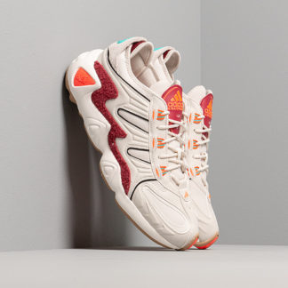 adidas FYW S-97 Raw White/ Raw White/ Solar Red