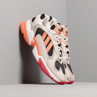 adidas Yung 1 Core Black/ Semi Core Orange/ Raw White